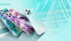 iBlason iPhone 12 Pro Max Giveaway -11/10