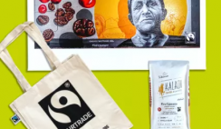 Kaladi Coffee Fairtrade Giveaway -10/30