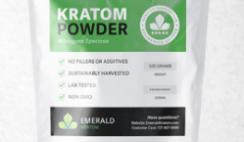 FREE Emerald Kratom Powder