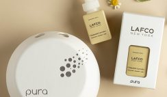 LAFCO x Pura Fragrance Giveaway ends 10/31