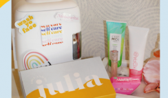 Love XO Julia Self-Care Giveaway ends 11/9