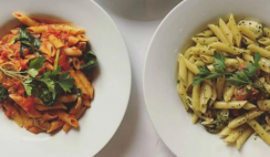 FREE Pasta at Romano's Macaroni Grill - Today ONLY