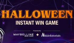 Maybelline Halloween Makeup Giveaway -11/1