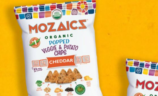 Free Bag of Mozaic Chips