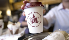 FREE Pret A Manger Coffee on Fridays