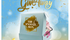 Snoozzze Box $200 Comfy Giveaway - 10/31