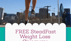 SteadFast $2K Weight Loss Giveaway - 10/17