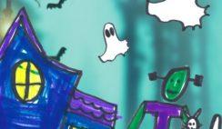 Send a FREE Halloween E-Card to St. Jude Children's Hospital