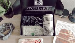 Storiarts Literary Goods Giveaway - 10/31