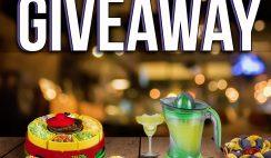 Nostalgia Taco Tuesday Giveaway ends 10/13