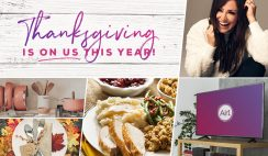 Win 1 of 3 $1,200+ Thanksgiving Prize Bundle from Air1 - ends 11/8