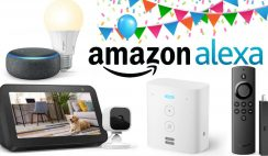 Huge SALE on Amazon Devices for Alexa's Birthday, TODAY!