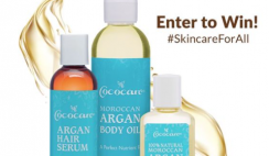 Win 1 of 3 Cococare Argan Oil Product Bundles - ends 11/30