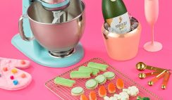 Win 1 of 66 Kitchen Aid Mixers & Barefoot Wine Baking Bundles - ends 12/31