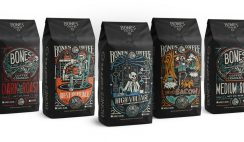 Win a Year's Supply of Bones Coffee - ends 12/31