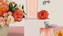 Win a $700 Bouqs & Lancome Gift Card Bundle - ends 12/13