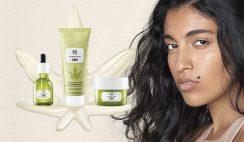 FREE CBD Restoring Facial Oil fromThe Body Shop