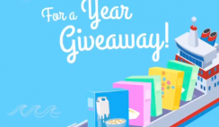 Win a Year Supply of Cereal from The Crunch Cup - ends 12/1