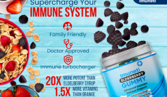 FREE Bottle of Elderberry Gummies - Limited Time Offer!