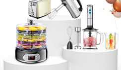 Win 1 of 8 Elechomes Kitchen Appliances - ends 11/30