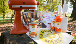 Win a Farmer's Market Kitchen Bundle with KitchenAid Mixer, Le Creuset & More - ends 11/30