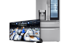 "Win an LG Smart WiFi Refrigerator, 77"" Smart TV & More or $9,350 Cash! - Enter Daily - ends 12/2"
