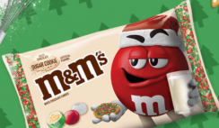 Win 1 of 5 $500 Amex Gift Cards & M&M Holiday Gift Boxes - ends  11/30