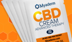 FREE Myaderm CBD Advanced Therapy Cream