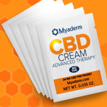 CBD Advanced Therapy Cream