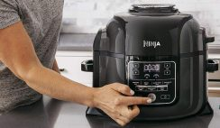 Win a Ninja Foodi Multi Pressure Cooker & Air Fryer - ends 11/30