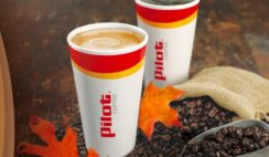FREE Coffee & Breakfast Item at Pilot Flying J - Today ONLY!