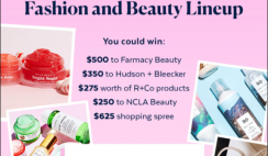 Win $625 Cash & $1,000+ in Beauty Gift Cards & Products from PopSugar  - ends 12/11
