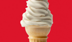 FREE Ice Cream Cone and Drink at QuikTrip - exp 11/30