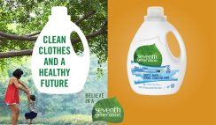 FREE Seventh Generation Free & Clear Laundry Detergent