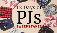 Win 1 of 36 Pairs of SOMA PJs - Enter Daily - ends 11/23