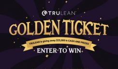 Trulean $25K in Prizes - ends 11/30
