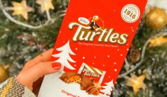 Win a Turtles Clusters Chocolate Collection and More - ends 12/10