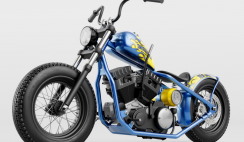 Win a $8K Motorcycle of Your Dreams from Twisted Tea - ends 6/15/21