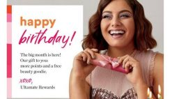 FREE Ulta Beauty Birthday Gift from bareMinerals!