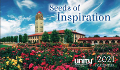 FREE 2021 Unity Seeds of Inspiration Calendar