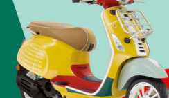 Win a Vespa Scooter from Natty Daddy Lemonade  - ends 11/30