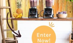 Win a High Performance Vitamix Blender - ends 11/30