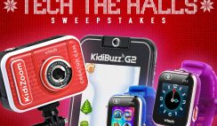 Win 1 of 5 $500 Walmart Gift Cards or 1 of 10 VTech Prize Packs - ends 11/30