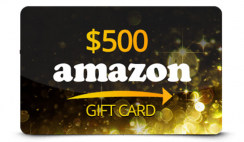 Win a $500 Amazon Gift Card from The Zoe Report