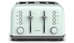 Amazon Deal Of The Day – Retro 4-Slice Toaster Deal, 40% Off! Today Only!