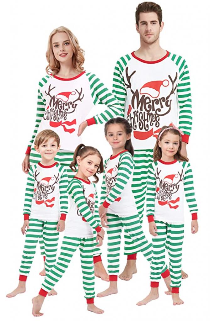 Best Family Matching PJ's on Amazon!