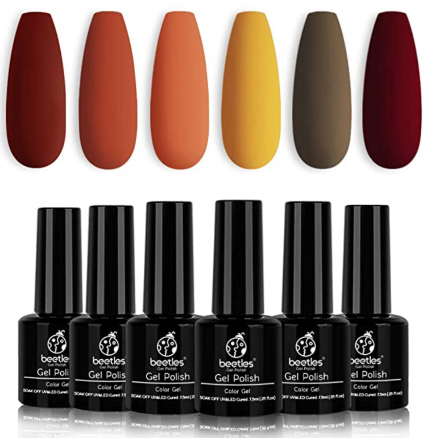 Today Only! Amazon Deal of The Day – Sale On Beetles Gel Polish!