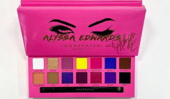 Win 1 of 4 Alyssa Edwards Signed Eyeshadow Palettes