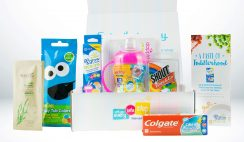 FREE Baby Welcome Box from Walmart