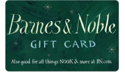 Win 1 of 1,000 $500 Barnes & Noble Gift Cards - ends 12/21
